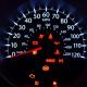 dashboard lights fuel