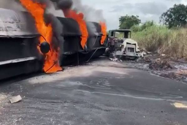 Fire Tanker Rivers State