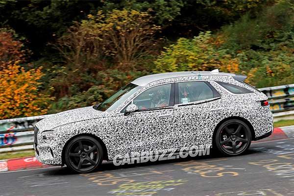 Upcoming Genesis GV70 SUV Rendering Shown Alongside Spy Photos