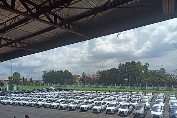 Gov. Obiano Gifts 151 Innoson Vehicles To Traditional Rulers In Anambra