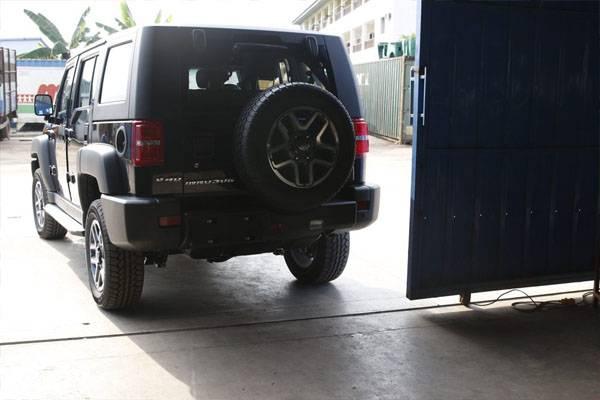 Inosson SUV