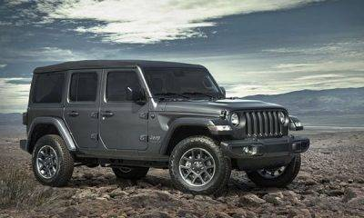 All 2021 Jeep Purchases Now Gets Three Years Of Free Maintenance