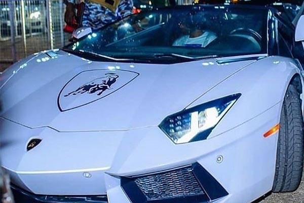 Luxury Cars Shut Down Lagos During Cubana Luxury Drive In Fest
