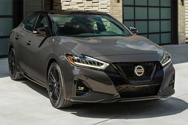 Nissan Maxima Turns 40 Years And Celebrates With A Special Edition