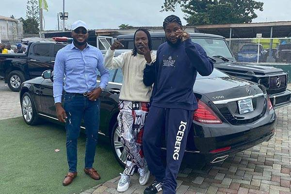Naira Marley Acquires Mercedes-Benz S-Class