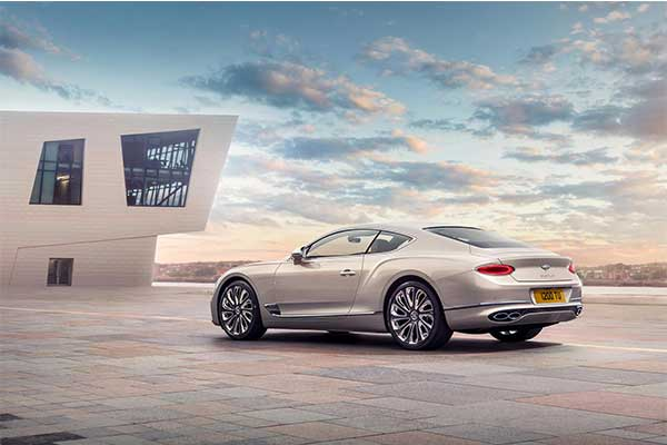 Bentley Launches Ultra Luxury Mulliner Continental GT Coupe