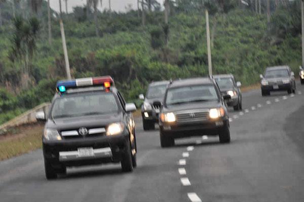 Obaseki's Convoy