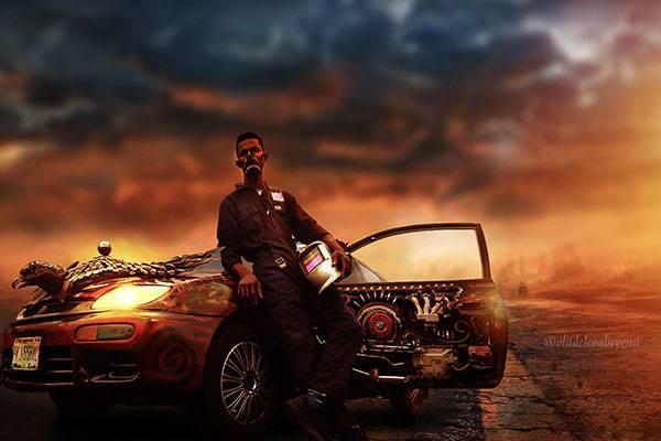 Oladele Ogbeyemi Rebuild Mazda