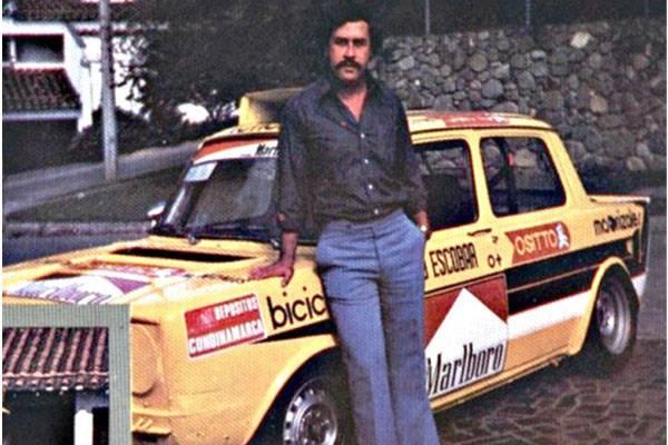 Pablo Escobar car collection autojosh