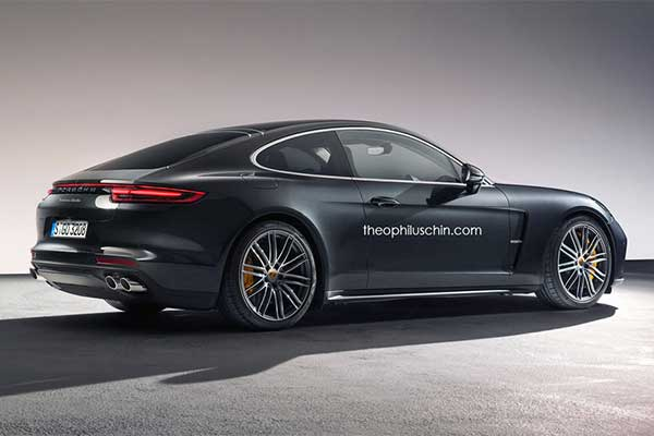 A Panamera Coupe? Porsche Is Seriously Thinking About The Project