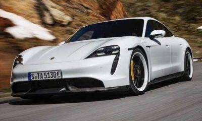 Porsche Recalls 43,000 Taycan Electric Sports Car Over Sudden Power Loss On Motion - autojosh