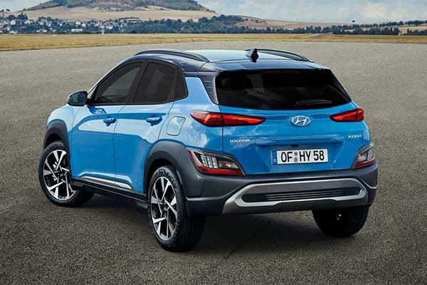 Hyundai Kona Refreshed For 2021 With Sharp And Rad Looks