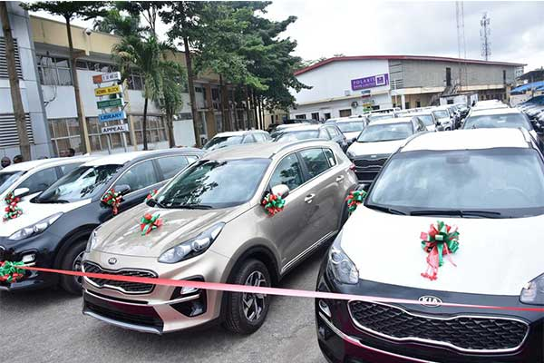 Gov Sanwo Olu Promises Car Gift To Deserving Teachers In Lagos