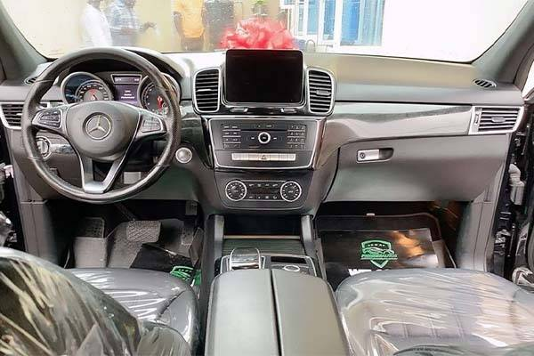 Popular Nigerian Filmmaker, Austin Soundmind, Gets Mercedes-Benz GLE From His Wife As Birthday Gift
