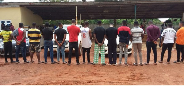 Suspected Fraudsters autojosh
