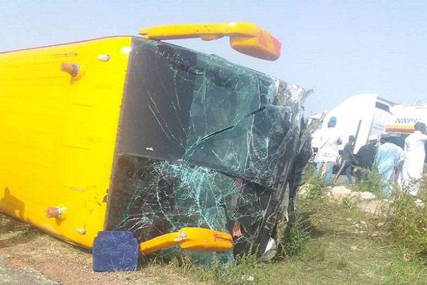 13 Dead, Many Injured In Accident Along Kaduna-Kano Expressway
