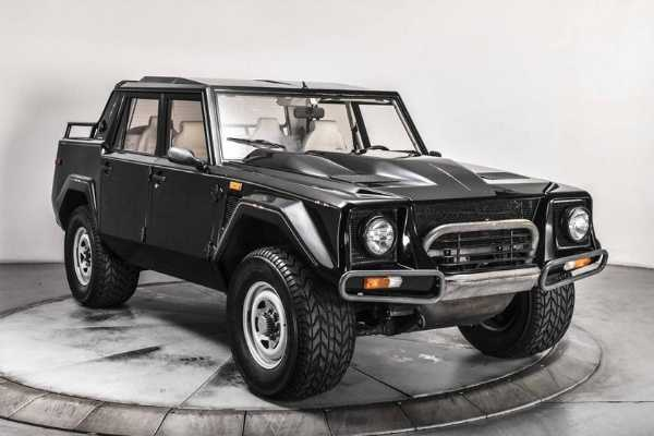 This 1989 Lamborghini LM002 SUV Currently On Sale Costs More Than A New Urus-autojosh