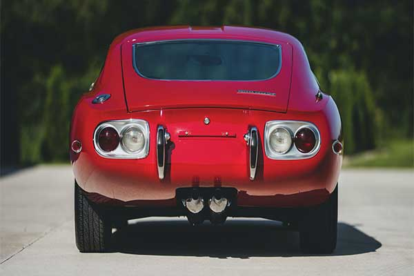 Would You Buy This Rear 1967 Toyota 2000GT For ₦400m