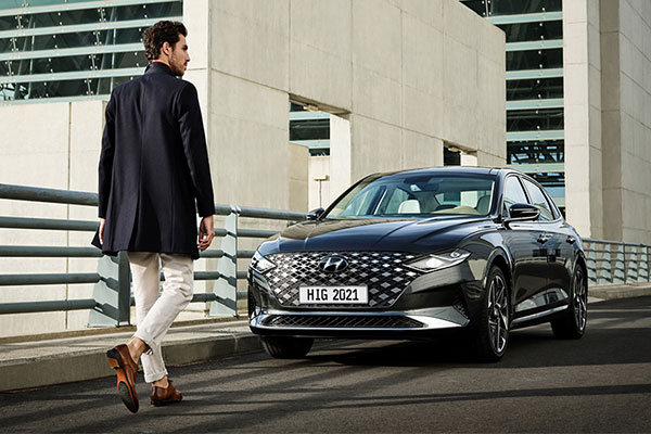 2021 Hyundai Azera Is The Most Affordable High Tech Car In The World (PHOTOS/VIDEO)