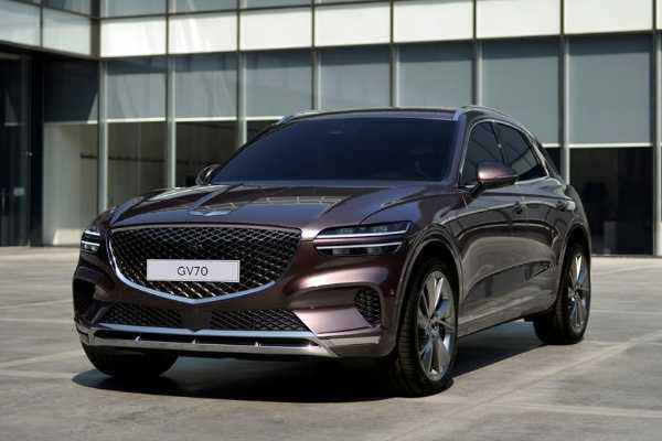 Genesis Launches Second SUV As GV70 Drops Officially
