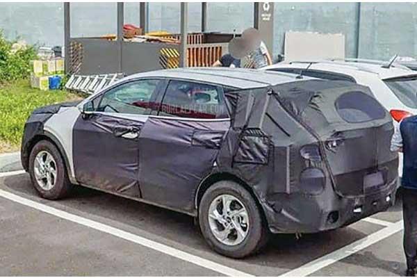 2022 Kia Sportage Rendered, Takes Cues From Hyundai Tucson