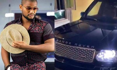 Alex_Ekubo Receives A Range Rover Gift From His Friend-Autojosh