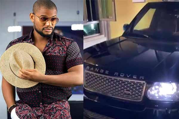 Alex_Ekubo Receives A Range Rover Gift From His Friend-Autojosh
