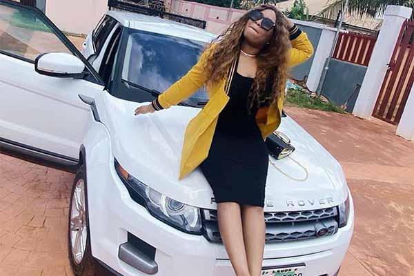 Badaiki Shaggy Gifts Wife A Range Rover Evoque On Her Birthday (Photo)-autojosh