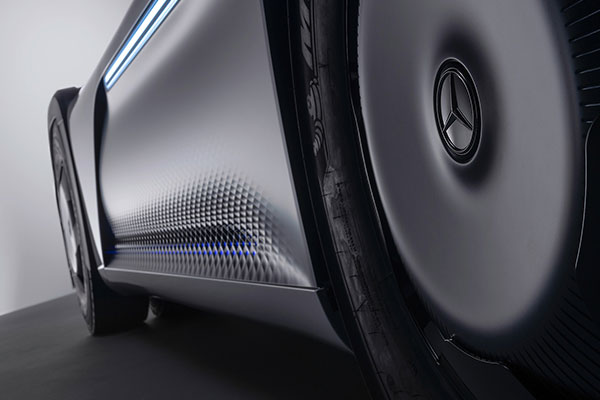 Electric Mercedes-Benz Presents Its Technology Strategy For The Electrification Of Its Vehicles (PHOTOS)