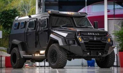 Bulletproof Inkas Sentry Civilian-Autojosh