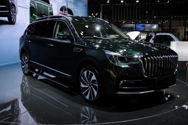 Hongqi-HS7+-Limousine-car-at-beijing-auto-showSUV