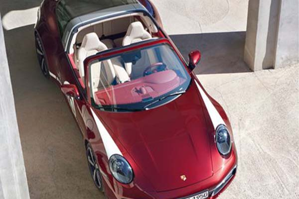 Zlatan Ibrahimovic Buys New New Porsche 911 Targa 4S To Celebrate His 39th Birthday
