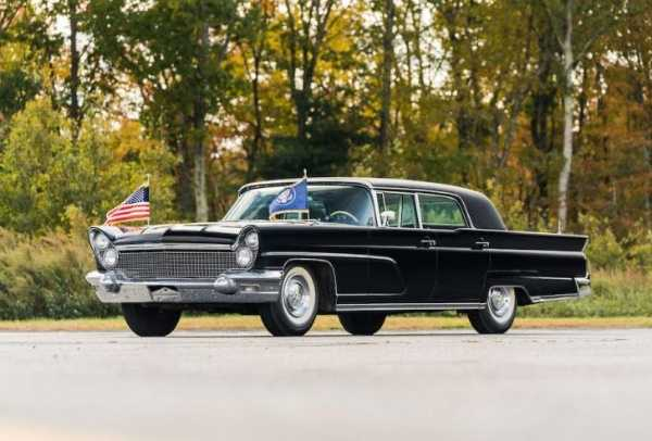 "1963 Lincoln ""Limo One"" that carried John F Kennedy 'JFK' the day he was assassinated just sold at auction-autojosh"