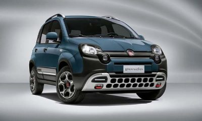 Fiat Panda Celebrates 40th Birthdays With Newly Updated Features (Photos)-autojosh