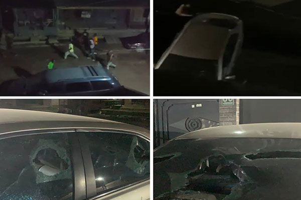 One Person Killed As Cultists Clashed, Vandalized Cars In Ebutte Metta (PHOTOS)