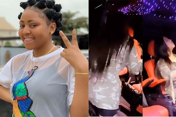 Regina Daniel Gets Car Gift And A Rolex Watch Worth N24 Million From Husband On Her 20th Birthday-autojosh