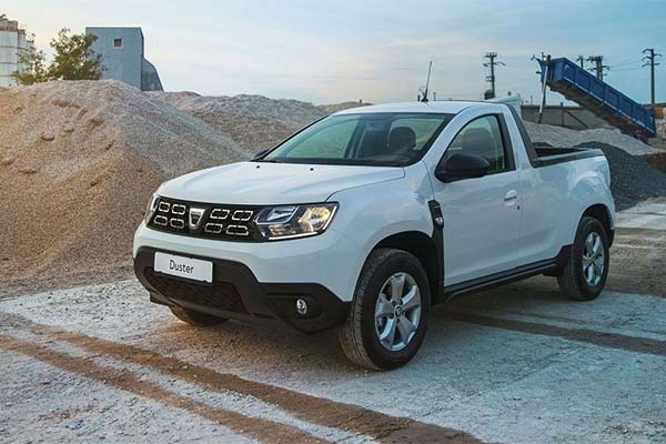 Meet The All-New Rugged Looking Renault Duster 4x4 Bakkie (Photos)-autojosh