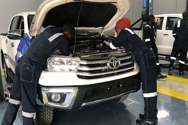 Lanre Shittu Motors Open New Automobile Facility In Kwara State