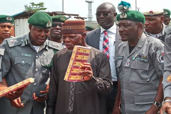 Customs: We're Awaiting Orders To Implement Import Duty On Vehicles