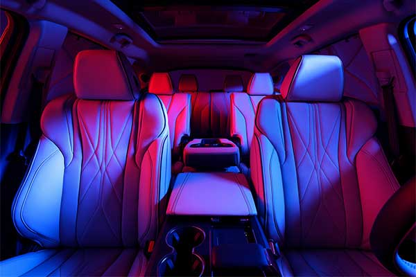 Acura Showcases 2022 MDX SUV With Interior And Exterior Tease