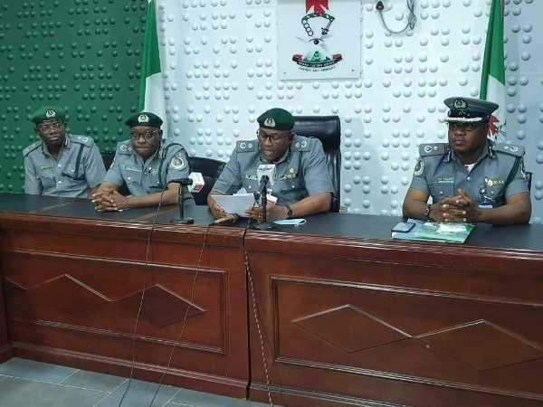 Apapa Area Command of Nigeria Customs Service rakes in ₦367.7 billion Naira within Nine months-autojosh