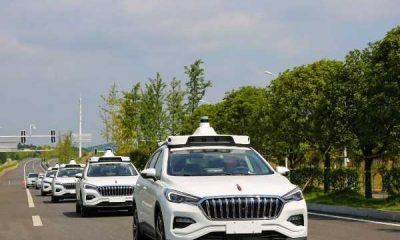 China technology company Baidu launches self-driving 'Robot Taxi Service' with free rides in Beijing-autojosh