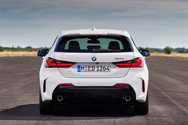Meet The All New BMW 128ti