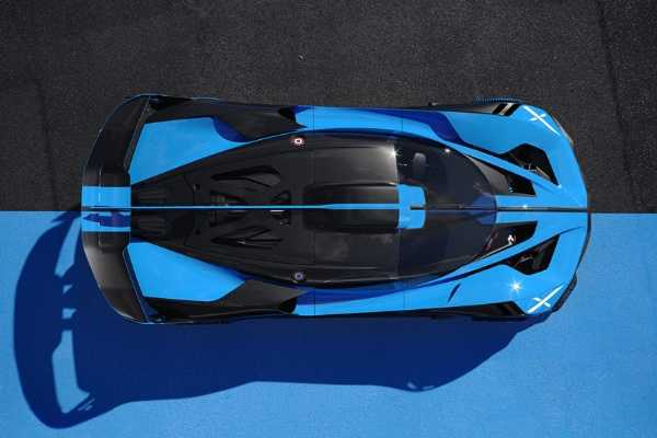 Bugatti Finally Agrees To Manufacture its One-Off Bolide Hypercar But Limits It To 40 Units