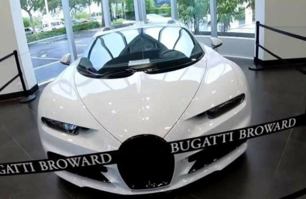 Would You Rent A Bugatti Chiron... For The Price Of A Brand New Veyron - autojosh