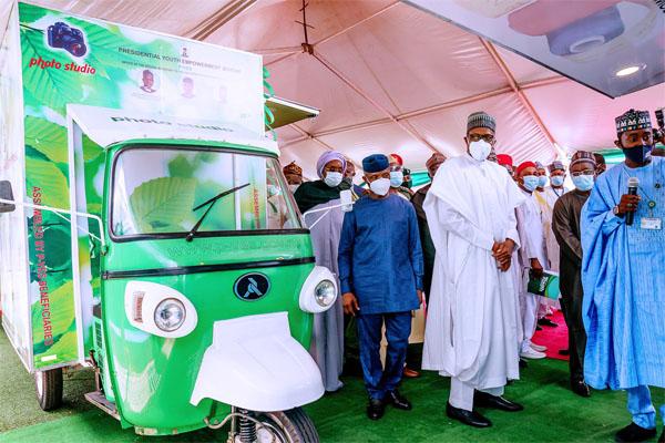 Buhari Youth Empowerment autojosh