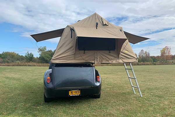 Check Out This VW Beetle Pickup/Camper Van Mash-Up