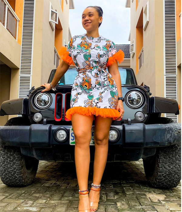 Nigerian celebrity JEEP Wrangler autojosh