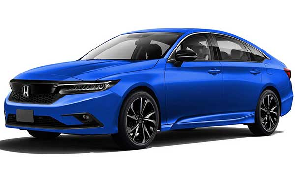 Could The 2022 Honda Civic Look Like This Rendering?