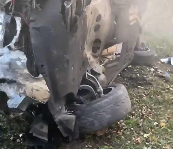 Instagram Comedian Crazeclown Survives Ghastly Motor Accident - autojosh